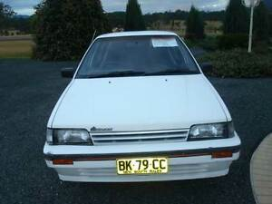 1988 Holden Astra Hatchback Gloucester Gloucester Area Preview