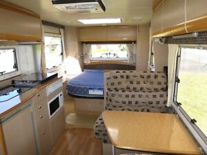 Sunliner EuroIsle - ONLY 26,000KMS – ISLAND BED Glendenning Blacktown Area Preview