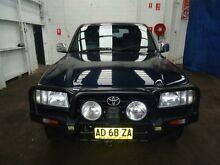 2001 Toyota Landcruiser FZJ105R GXL (4x4) Blue 5 Speed Manual 4x4 Wagon Cardiff Lake Macquarie Area Preview