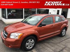 2010 Dodge Caliber! 2 Sets Of Tires! New Brakes! A/C! Rust Proof