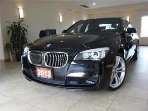 2012 BMW 7 Series 750i xDrive M Sport PKG+Executive PKG!