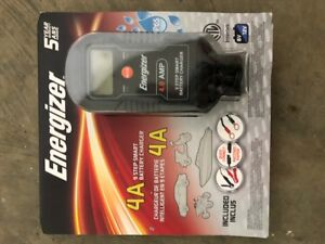 Energizer 4A 9 Step Battery Charger