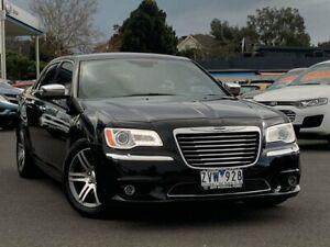 2013 Chrysler 300 LX MY13 C E-Shift Black 8 Speed Sports Automatic Sedan Frankston Frankston Area Preview