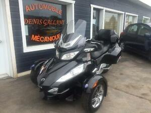 Can Am Spyder RT-S