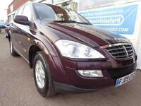 Ssangyong Kyron 2.0TD ( 4x2 ) 2009 S Full S/H 8 Stamps p/x