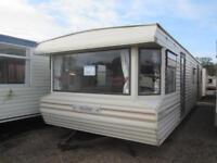 Static Caravan Mobile Home 34x10x3bed Willerby Granada