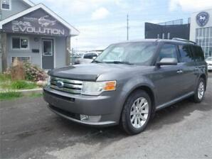 2009 Ford Flex SEL 122km ONE OWNER ! CERTIFIED+WRTY $8490