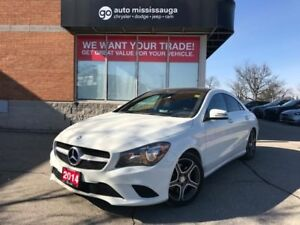 2014 Mercedes-Benz CLA-CLASS CLA250 4MATIC | Sunroof| Rear Camer