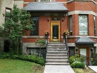 Wonderfully spacious 71 Av. Clandeboye, apt. 2 Westmount