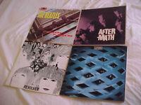 VINYL RECORDS WANTED - LP's / SINGLES + HI FI WANTED