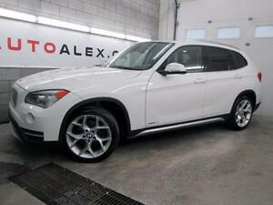 2014 BMW X1 X-LINE SPORT NAVIGATION TOIT PANO MAGS 18