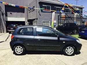 2007 Hyundai Getz TB Upgrade Click 4 Speed Automatic Hatchback Brooklyn Brimbank Area Preview
