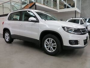 2012 Volkswagen Tiguan 5N MY13 132TSI TIPTRONIC 4MOTION PACIFIC 6 Speed Sports Automatic Wagon Keilor Park Brimbank Area Preview