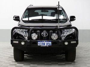 2015 Toyota Landcruiser Prado KDJ150R MY14 GXL (4x4) Black 5 Speed Sequential Auto Wagon Jandakot Cockburn Area Preview