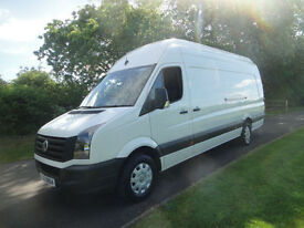 Volkswagen Crafter 2.0TDi (163PS) CR35 Extra LWB Extra High Roof Maxi Van