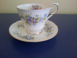 Teacup and Saucer by Paragon