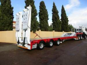 NEW DROP DECK TRAILER WITH RAMPS. 17.5 INCH WHEELS Pickering Brook Kalamunda Area Preview