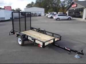 Wanted utility trailer 4x8 or 5x8