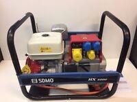 Generator - SDMO HX 6000 TB-2 UK Generator