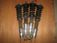 93 97 TOYOTA SUPRA MK IV JZA80 KTS ADJUSTABLE COILOVERS JDM SUPR