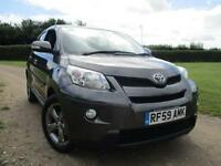 Toyota Urban Cruiser 1.4D-4D 4x4 Full Main Dealer Service History