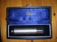 Vintage Neumann Tube MV101 condenser microphone (this not Yamaha, Rode, Senhiser, Akg, Shure)
