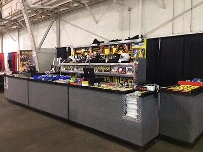 20 Trade Show - Flea Market Booth On Wheels