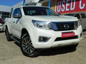2018 Nissan Navara D23 Series III MY18 ST-X (4x4) White 7 Speed Automatic King Cab Pickup Belconnen Belconnen Area Preview