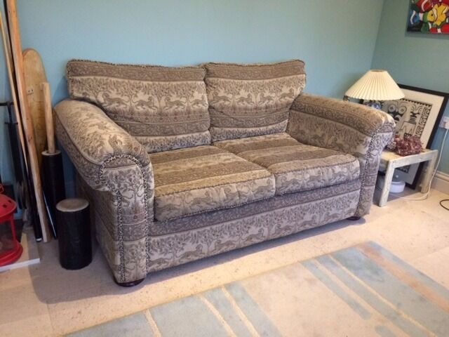 Sofa, 2 Seater (pair available) superb condition.
