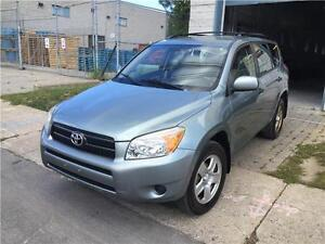 2006 TOYOTA RAV4***AUTOMATIQUE+AWD+TRÈS PROPRE+4 CULINDRES***