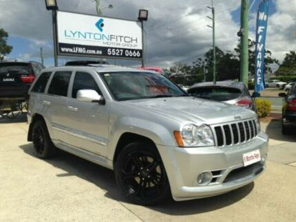 2006 Jeep Grand Cherokee WH MY2006 SRT-8 Comp : 11/09 5 SPEED Automatic Wagon Southport Gold Coast City Preview
