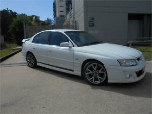 2005 Holden Commodore VZ Executive 4 Speed Automatic Sedan Southport Gold Coast City Preview