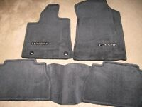 New 2014 Toyota Tundra Floor Mats Weather Mats
