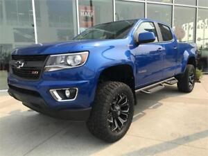 2018 Chevy Diesel Colorado 4WD Z71 9 Call Bernie 780 938-1230 )