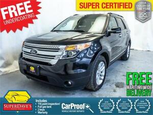 2012 Ford Explorer XLT 7 Seats *Warranty* $194 Bi-Weekly OAC