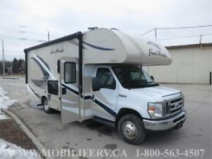 *2018 THOR FOUR WINDS 24F CLASS C MOTOR HOME FOR SALE*SUPERSLIDE