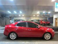 2010 Kia Forte SX Manual Leather Alloys Heated Seats 2.4l Sunro