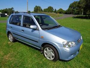 2001 MAZDA 121 METRO AUTOMATIC 103000KMS Maitland Maitland Area Preview