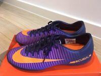 Nike Mercurial X Astro Turf , Victory VI TF, men size 43 EUR, 27.5cm, UK 8.5