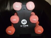 weights (set of 3)