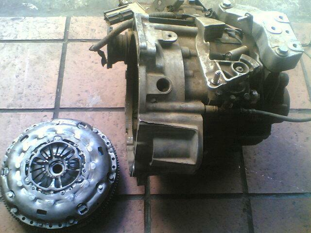 vw golf 5 gti fsi gearbox