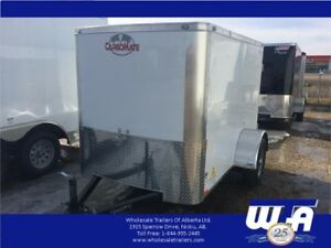 5x8' CARGO TRAILER ON CLEARANCE SALE PRICING