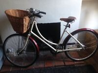 Pashley Sonnet Bliss ladies Bicycle. 17.5 frame. used