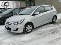 2014 Hyundai Accent GLS $80 BIWEEKLY FOR 84 MONTHS @ 4.79% OAC