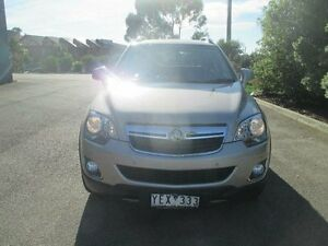 2011 Holden Captiva CG Series II 5 FWD Gold 6 Speed Manual Wagon Hoppers Crossing Wyndham Area Preview