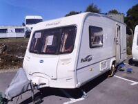 2005 series 5 Bailey Pageant Normandie 2 Berth Touring Caravan