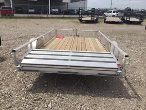6.5ft x 12ft Open Utility Trailer (ART6.5x12OUL) London Ontario image 4