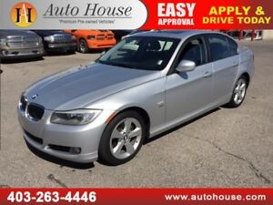 2011 BMW 328i XDRIVE ALL WHEEL DRIVE SEDAN