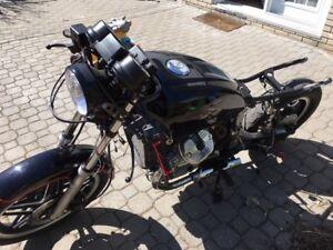 Honda  GL500 (Projet)