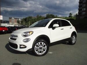 2016 Fiat 500 X Sport (AWD, ALLOYS, FOGS, REMOTE START, BLUETOOT